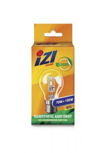 IZI LAMP BIG [B22-70W]